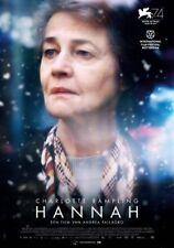 HANNAH     film    poster.