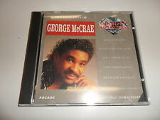 CD Diamond Collection The Very Best of di George McCrae
