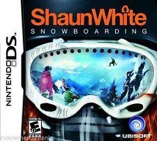 Shaun White Snowboarding  (Nintendo DS, 2008) Complete