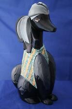 GOEBEL SELIM LARGE SEATED HOUND DOG FIGURE 30-901-26 - DATED 1987