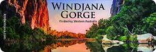 Windjana Gorge Bumper Sticker