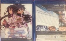 IS: Infinite Stratos - Complete Anime Collection (Brand New 3-Disc Blu-ray Set)