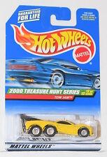 HOT WHEELS 2000 TREASURE HUNT  TOW JAM #050 YELLOW