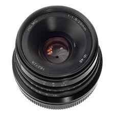 25mm F/1.8 Manual Focus Prime Lens APS-C for Canon EOS M M6 M10 M100 M3 M5 M6