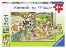 Ravensburger - 09195 - Puzzle Classique - Journée À la