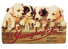 Yuengling Lager Metal Dog Sign - Embossed • Made In USA • 11 x 17 Inches