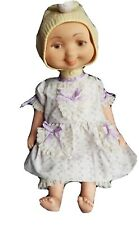 Old Vintage American Character Whimsie Hedda Get Bedda Character Doll 3 Face Nr