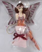 ROSE FAIRY SCENT SACHET ORNAMENT Jessica Galbreth NEW Fantasy Art Figurine Angel