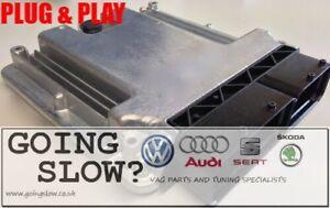 VW TOURAN 2.0 TDI BKD 140 TUNED ECU 175HP REMAP IMMO OFF PLUG & PLAY 03G906016AL