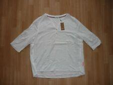 CECIL Bluse, Tunika, weiß - pure off white, Viskose, Gr. XXL, NEU mit Etikett!