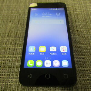 ALCATEL IDEAL 4G, 8GB - (AT&T) CLEAN ESN, WORKS, PLEASE READ!! 40881