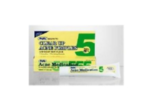 McK Rugby Clear Up Acne Pimples Treatment 5% Strength Cream 1.5 oz