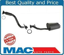 Muffler Exhaust System Federal Emisiions For 96-98 Acura TL 3.2L V6
