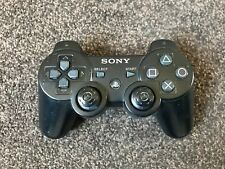 PS3 Playstation 3 Sony Controller Black SixAxis Free P+P