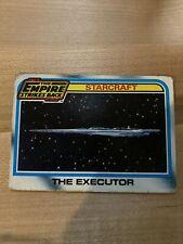 1980 Topps Empire Strikes Back card the executor