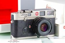 Cámaras analógicas Leica M6