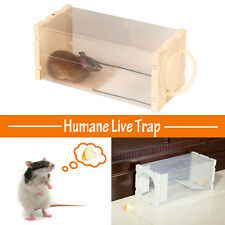 Rat Live Trap Bottle Mice Mouse Mole Small Rodent Humane Cage Control Catch Bait