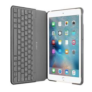 Logitech Canvas Bluetooth Keyboard Folio Case for iPad Air 1 Black 920-007287