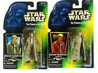 Star Wars Kenner Power Of The Force POTF Han Solo Figure 1996 Sealed