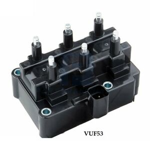 Ignition Coil VUF53 For Chrysler , Dodge , Eagle, Plymouth Base on Fitment Chart