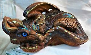 WINDSTONE EDITIONS MOTHER DRAGON – BROWN COLLECTION ***SPECIAL***