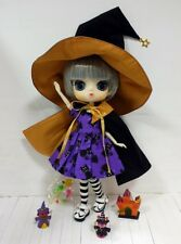 Pullip Byul Dumbo Nude JM Dollyware ScaryBooAgain Halloween dress Groove dolls