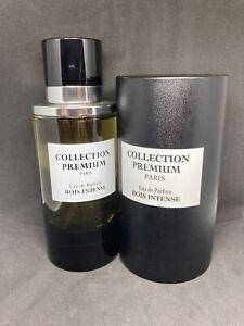 Eau De Parfum  Bois Intense Collection Premium Paris 100 ML Neuf Made In France