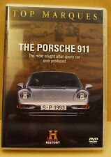 Circa (c)  2012 Used Top Marques Car DVD - Porsche 911.