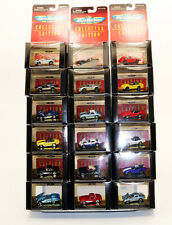 hs Lot 18 Micro Machines/Galoob Corvette Series 1 Collectors Edition close to HO