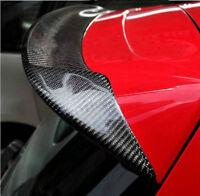 Carbon Fiber Roof Spoiler Wing for Volkswagen Golf 6 MK6 VI GTI & R20 2008-13