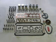 Deluxe Engine Rebuild Kit 1932 Chevrolet 194 6cyl NEW pistons valves lifters