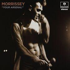 MORRISSEY YOUR ARSENAL VINILE LP 180 GRAMMI NUOVO E SIGILLATO !!