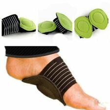 1Pair Sport Pad Arch Foot Support Brace Decrease Plantar Fasciitis Pain Socks UK