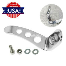 Chrome Kickstand Extension Fit For Harley Touring Road Electra Glide 1991-2020