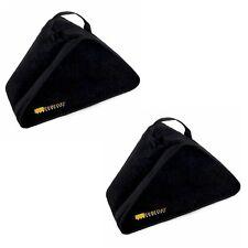 (300) 2 x Kofferraumtasche Zubehörtasche Werkzeugtasche Tasche Triangle Toolbag