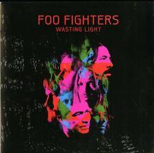 Foo Fighters Wasting Light Doppio Vinile LP Nuovo Sigillato