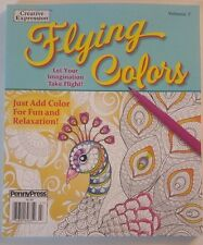 FLYING COLORS VOLUME 7  BRAND NEW MAGAZINE
