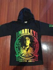 Bob Marley - Printed Hoodie  New S, M, L,XL
