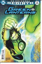 DC Comics GREEN LANTERNS #32 first printing cover B