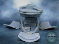 Star Wars 1/6 Mandalorian Beskar container camtono with ingots Hot Toys Sideshow