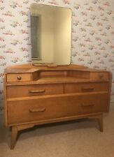 Vintage/Retro G-Plan E.Gomme Dressing Table 1960s ~ with Mirror & Drawers