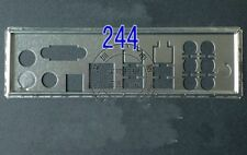 ASUS I/O IO SHIELD FOR P5W DH DELUXE,M2N32-SLI DELUXE,M2N-SLI DELUXE #G85 XH