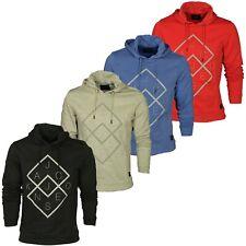 Jack & Jones Mens Hoodies Long Sleeve Hooded Designer Sweatshirt Pullover Tops