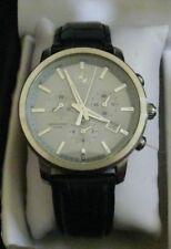 Mens BMW Chronograph Swiss Made Wrist Watch