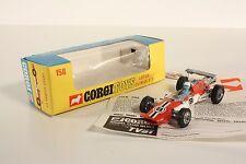 CORGI TOYS 158, Lotus Climax f1, Comme neuf in box #ab2053