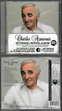 "CHARLES AZNAVOUR ""Je Voyage"" (CD) 2003 NEUF"