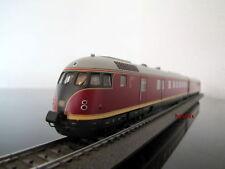 """Märklin 39081 VT 08.5 2-teilliger DB-Triebwagen """"Roland"""",neu,OVP mit Lagerspuren"""