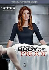 Body of Proof: The Complete First Season (DVD, 2011, 2-Disc Set)