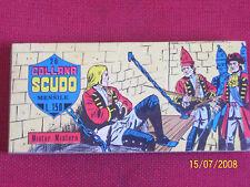 RACCOLTINA A STRISCIA N° 26 MIKI E BLEK COLLANA SCUDO DARDO 1967/1970 ALTERNATA