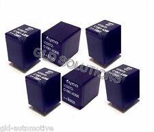 N °6 RELE' RELAY RELAIS SIEMENS/TYCO V23072-C1061-A308 ORIGINALI PUNTO 188